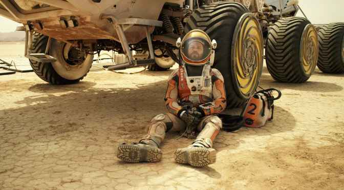 MARTIAN: LEFT TO DEATH – CALLS ALL SPACE ENTHUSIASM